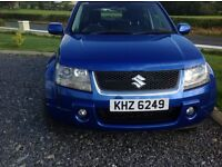 2007 Suzuki Grand Vitara 4x4