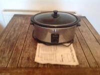 Slow cooker - Morphy Richards