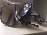 Milenco Large Towing Mirrors