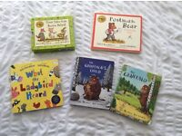 Julia Donaldson children's board books bundle