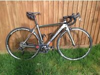 """Boardman Road Pro Carbon SLR road bike - with upgrades (size Small - 5'5"""" / 5'9"""" rider height)"""
