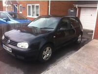VW GOLF 1.6 12 MONTHS MOT EXCELLENT CON FOR AGE £650