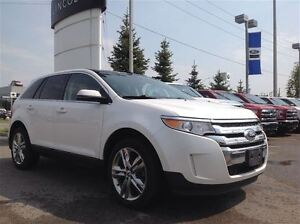 2013 Ford Edge Limited 4D Utility AWD **CANADIAN TOURING PKG**