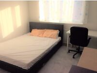 2 double, 1 single room available