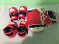 Kids Tae Kwon Do Sparring Gear