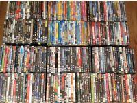 Job Lot of DVD's And Boxsets