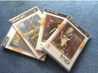 4 PC computer games new