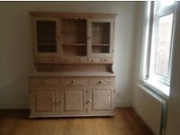 Sideboard/dresser with matching table and chairs