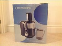 **GONE SUBJECT TO COLLECTION** Cookworks Juicer - free - only used a few times