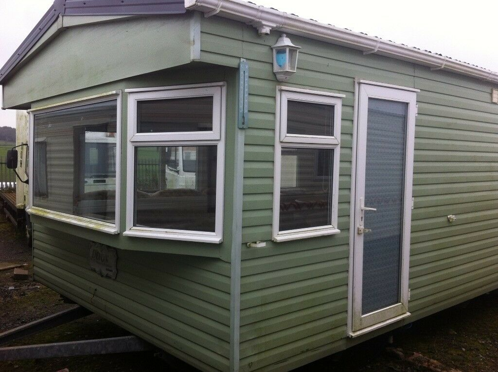 Cosalt Devon FREE UK DELIVERY Double Glazed Central Heating 37x12 ...