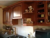 Kitchen units and appliances