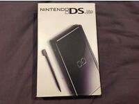 Nintendo DS Lite Hardly Used in original box