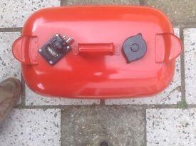 OMC. Petrol tank