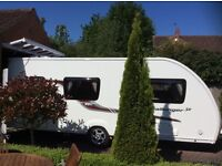 Swift Challenger 530SE. 4 Berth. 2013. One owner. Immaculate.