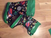 Wellies toddler size 7