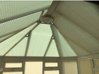 conservatory roof blinds to 10ft x 10ft
