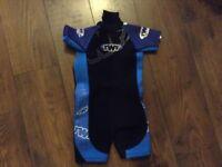 TWF wetsuit size 1 shortie