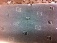 Perfect condition soft grey carpet