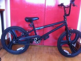 "BMX - refurbished 20"" Zinc magwheel"