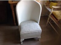 LLOYD LOOM CHAIR,LOVELY AND IN PERFECT CONDITION,CAN BU PUT ANYWHERE IN THE HOUSE
