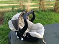 Various BABY items - newborn/young baby