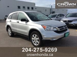 2011 HONDA CR-V LX 4WD - LOCAL TRADE!