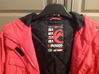 Ladies Glacier Point Ski Jacket size 10