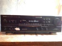Denon amplifier + pair of Jamo surround speakers
