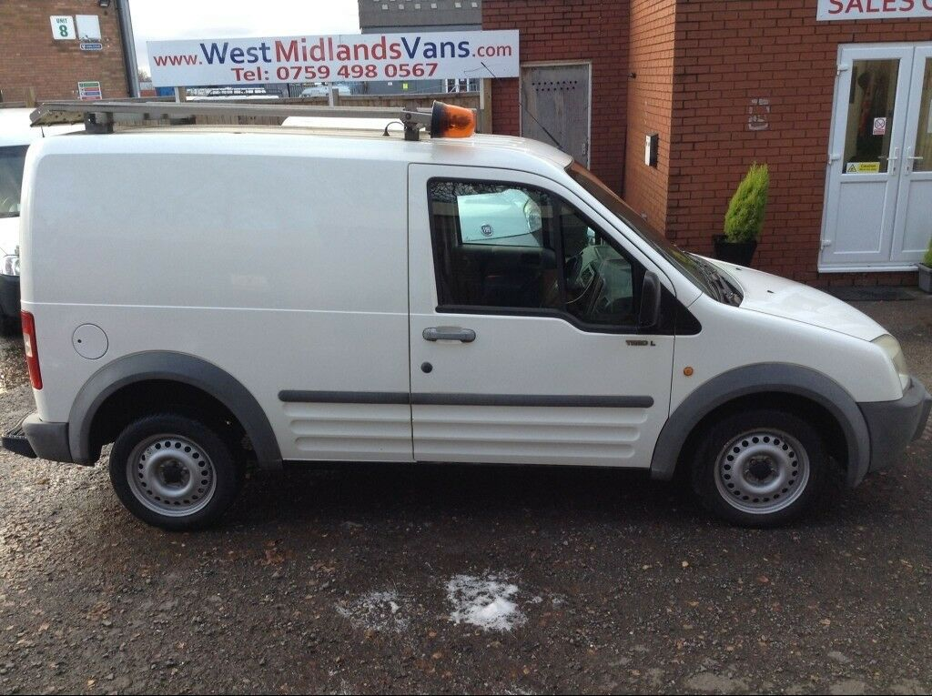 d0cc1861c9 04 PLATE FORD TRANSIT CONNECT SWB 1.8 DIESEL