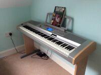 Little used Yamaha keyboard