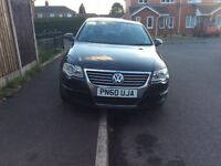 V/W PASSAT 2.0 TDI HIGHLINE plus 5DR hatchback diesel AUTOMATIC 2010 Full hISTROY 3 Mouth mot miles