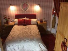 Lovely refurbished double room
