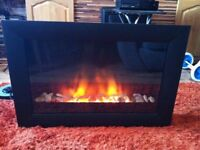 Inspire electric fire