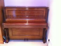 Beautiful Gors and Kallmann upright piano.