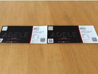 2 Tickets to Adele - The Finale Saturday 1st July