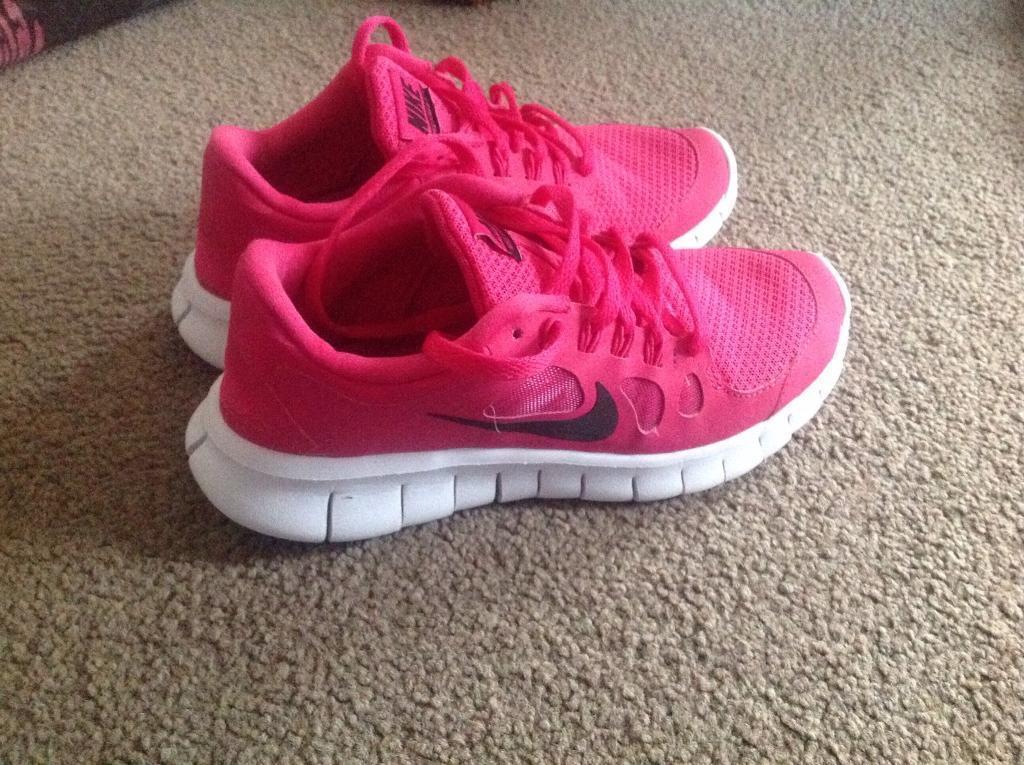 Women s   Girls   Ladies Nike Free Run 5.0 Trainers dc8033450
