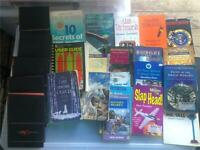 A Selection Of 24 Books. Free Delivery Up To 10 Miles From Ipswich.
