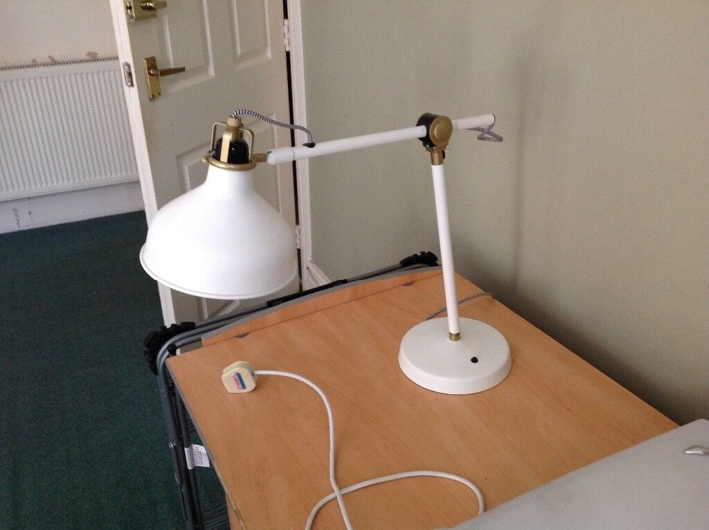 Ikea Ranarp Lamp : Ikea ranarp table lamp angle poise in coventry west midlands