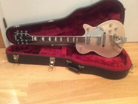 1996 Gretsch Sparkle Jet G6129 with Bigsby in rare champagne