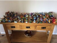 Excellent condition no longer played with over 100 Figures