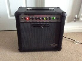 Electric Guitar Amp 30 Watt For Sale. Reduced.