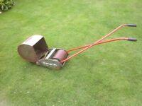 Vintage lawn mower Suffolk Swift 1960s £15
