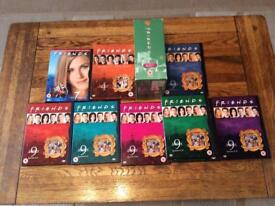 Friends dvds