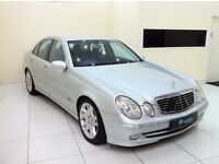 Mercedes-Benz E Class 2.7 E270 CDI Avantgarde 4dr - 12 Month MOT - 12 Month Warranty