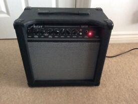 A Guitar Pratice Amp For Sale. VGC.