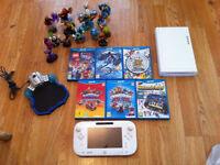 White Nintendo Wii U Bundle