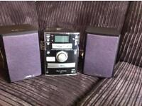 iSymphony stereo/CD/iPod player