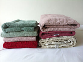 Used towels - varying sizes/prices