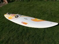 FANATIC GOYA CARBON WAVE BOARD 92 LITRES windsurf board