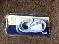 FREE - telephone extension cable